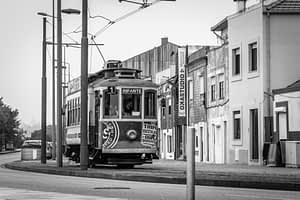 Elétrico do Porto